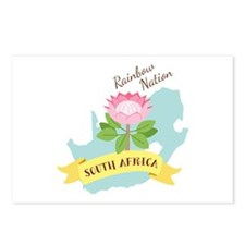 Rainbow Nation Postcards (Package of 8)