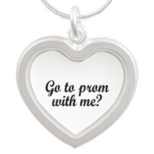 Go To Prom With Me? Necklaces