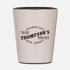 Nucky Thompson's Whiskey Shot Glass