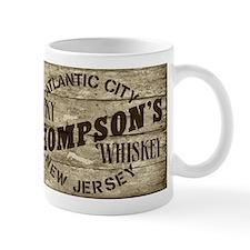 Nucky Thompson's Whiskey Mugs