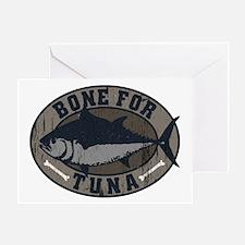 Bone For Tuna Boardwalk Empire Greeting Cards