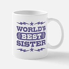 World's Best Sister Mug