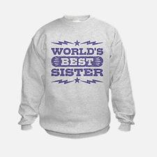 World's Best Sister Sweatshirt