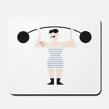 Strong Man Mousepad