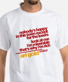Ari Nobody's Happy Entourage T-Shirt