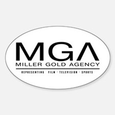 MGA Talent Agency Entourage Decal