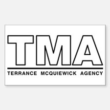 TMA Talent Agency Entourage Decal