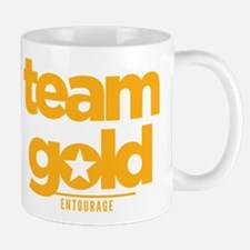 Entourage Team Gold Mugs