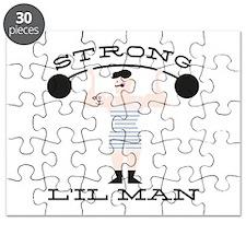 Strong L'il Man Puzzle