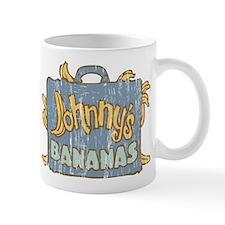 Retro Johnny's Bananas Entourage Mugs
