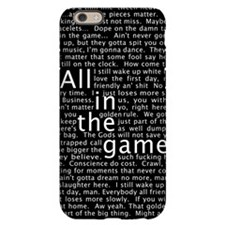 The Wire Epigraph Pattern iPhone 6 Slim Case
