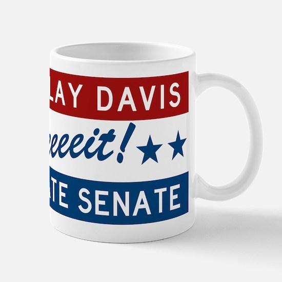 Vote Clay Davis The Wire Mugs