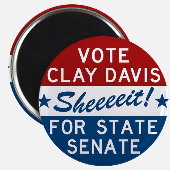 Vote Clay Davis The Wire Magnets