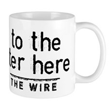 Lambs To The Slaughter The Wire Mugs