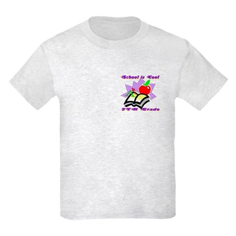 5th Grade School Is Cool Kids Light T Shirt 5th Grade
