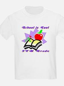 5th Grade School is Cool T-Shirt