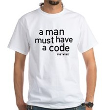 A Man Must Have A Code T-Shirt