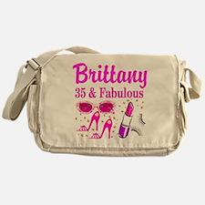 35TH PRIMA DONNA Messenger Bag