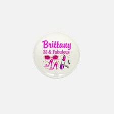 35TH PRIMA DONNA Mini Button (10 pack)
