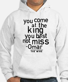 Come At The King The Wire Hoodie