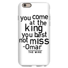 Come At The King The Wire iPhone 6 Slim Case