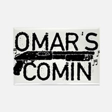 Omar's Comin The Wire Magnets