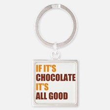 Chocolate Keychains