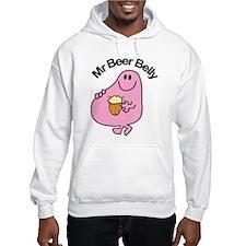 Mr Beer Belly Hoodie