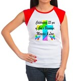 35th christian birthday Women's Cap Sleeve T-Shirt