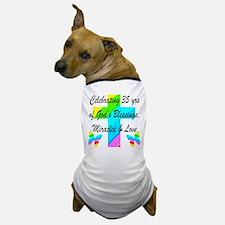 CHRISTIAN 35 YR OLD Dog T-Shirt
