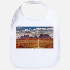 Road Trough Desert Bib