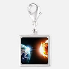 Earth And Asteroid Charms