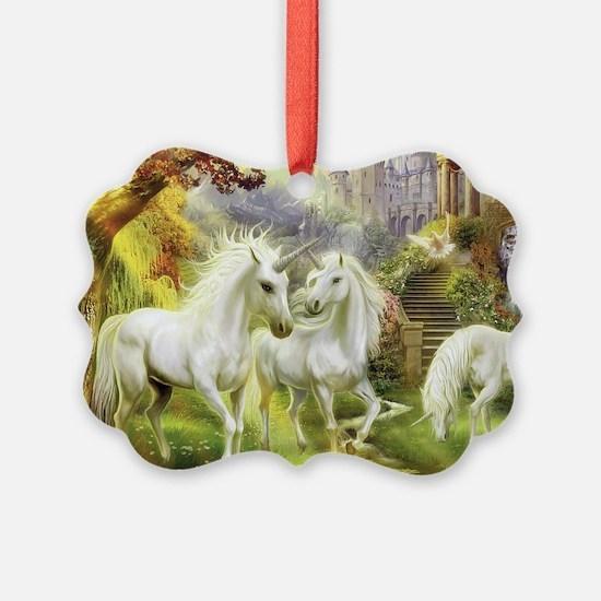 Fantasy Unicorns Ornament