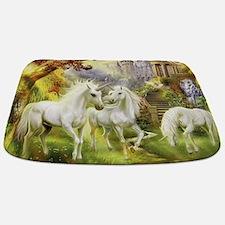 Fantasy Unicorns Bathmat