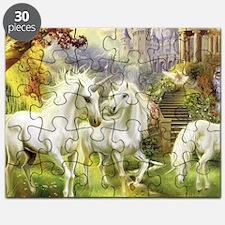 Fantasy Unicorns Puzzle