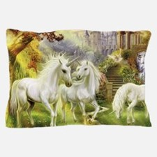 Fantasy Unicorns Pillow Case