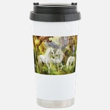 Fantasy Unicorns Travel Mug