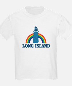 Long Island - New York. T-Shirt