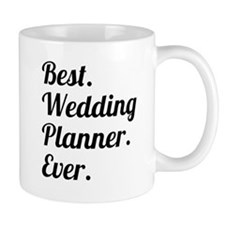 Best. Wedding Planner. Ever. Mugs