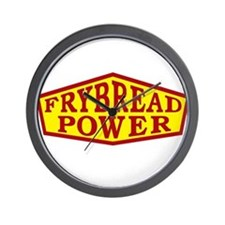 FRYBREAD POWER Wall Clock