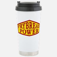 FRYBREAD POWER Stainless Steel Travel Mug