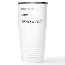 Shhhhh Travel Mug