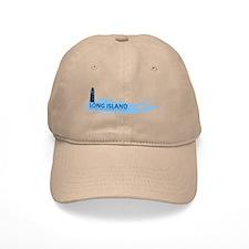 Long Island - New York. Baseball Cap