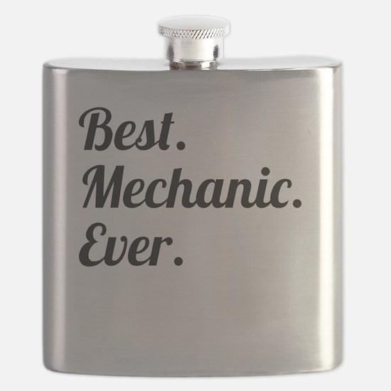 Best. Mechanic. Ever. Flask