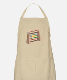 Count On Me Apron