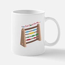 Count On Me Mugs