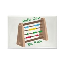 Math Can Be Fun Magnets