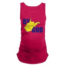 West By God Virginia Maternity Tank Top
