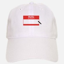 My Name Is Baseball Baseball Baseball Cap