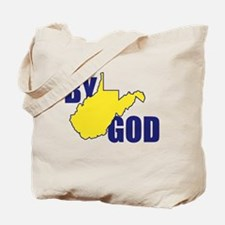 West By God Virginia Tote Bag